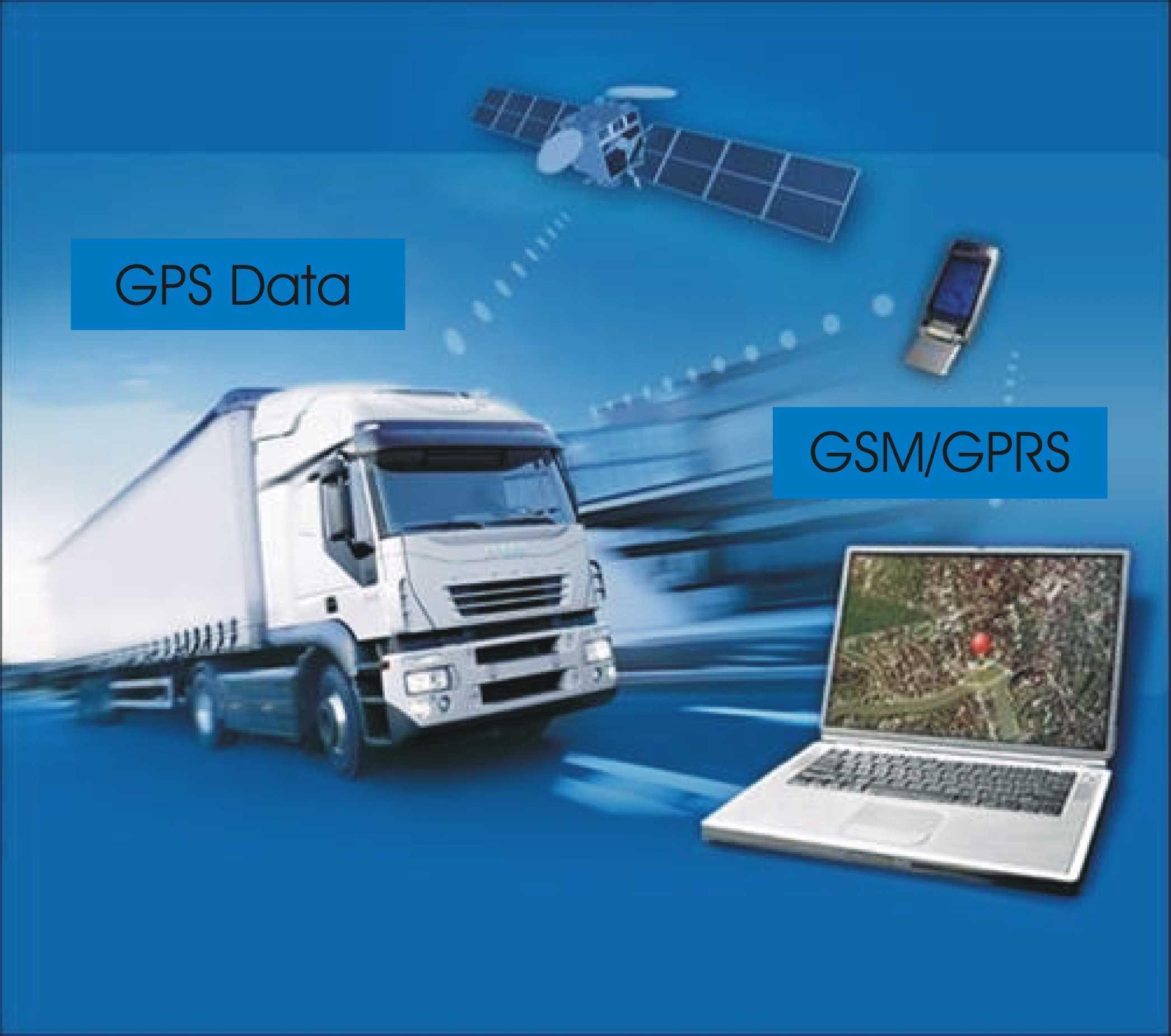 GPS-оборудование с датчиком контроля топлива